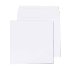 Plain White Certificate Envelope