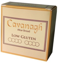 "1 3/8"" Low Gluten Altar Bread"