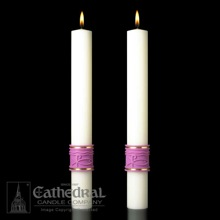 """Jubilation"" Paschal Candles"