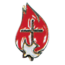 Confirmation/ Holy Spirit Lapel Pin