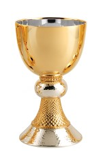 Chalice With Sterling Silver Cup