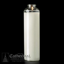 14 Day Paraffin Sanctuary Candle - Glass