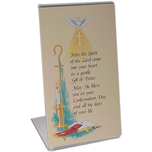 Easel for Holy Cards 2 3/4