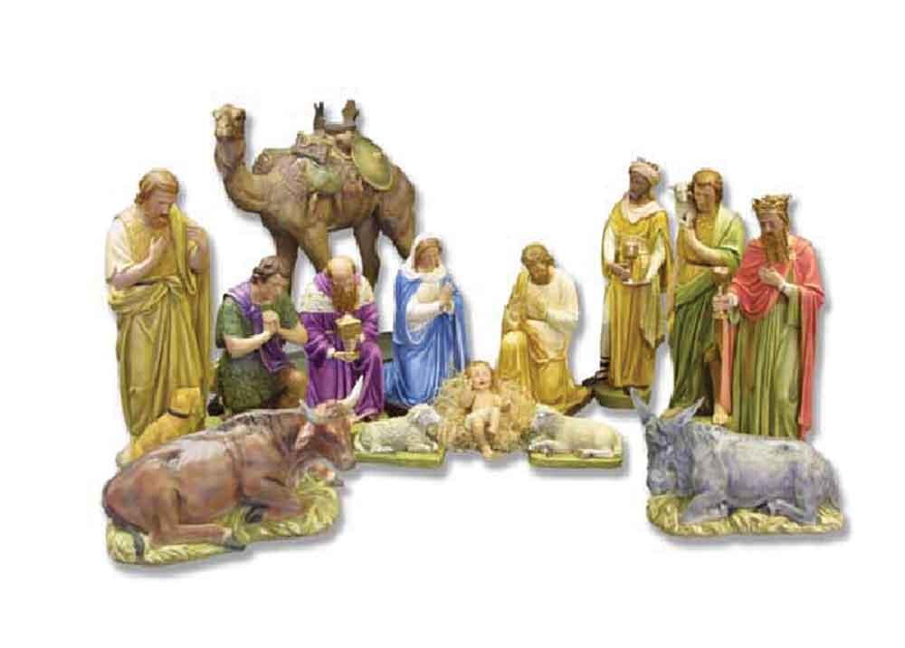 Large Nativity Sets Page 1 Of 2