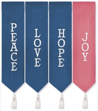 "Advent Celebration Banners 36"" Length"