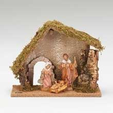 Nativity Starter Set With Holy Family