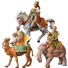 3 Wise Men Set