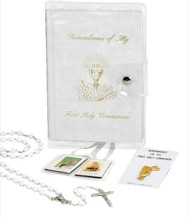 Girl's First Communion Gift Set