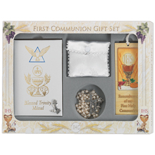 1st Communion Gift Set