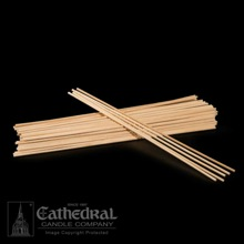 Wood Candle Lighting Tapers
