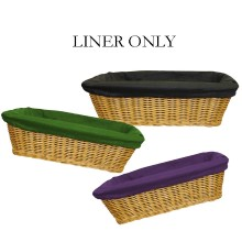 Liner Only for Offering Collection Baskets