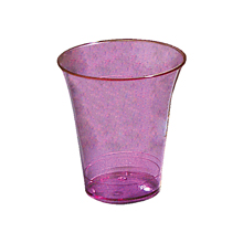 Clear Plastic Disposable Communion Cups 1 3/8